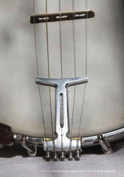 Colby Banjo String Tailpiece