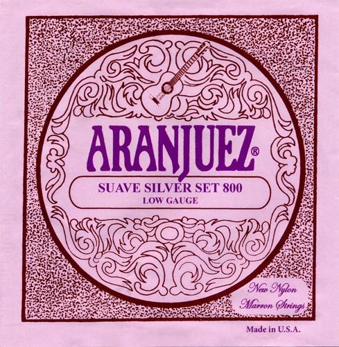 Aranjuez - A800 Suave Silver