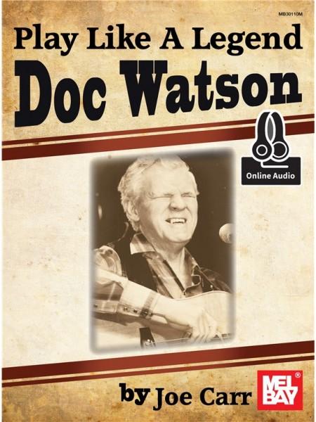 MB30110M Play like Doc Watson