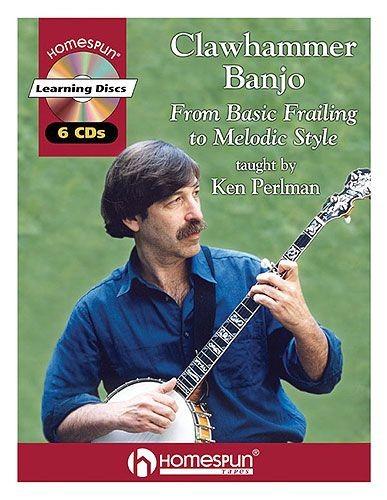 Mel Bay - HL00641570 Clawhammer Banjo 6
