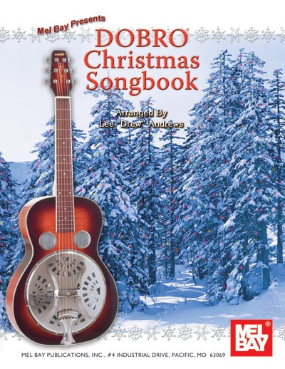 Mel Bay - MB21508 Dobro Christmas Book