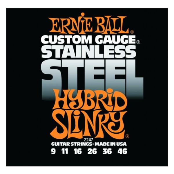 EB2247 Stainless Hybrid Slinky