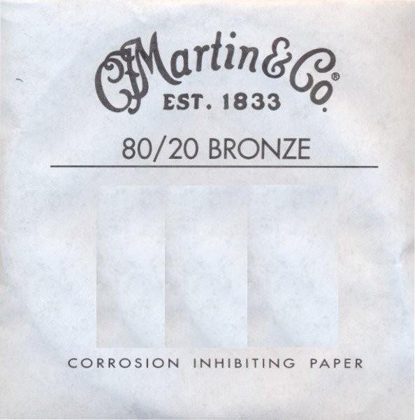 Martin - M42B Einzelsaite 042 Bronze