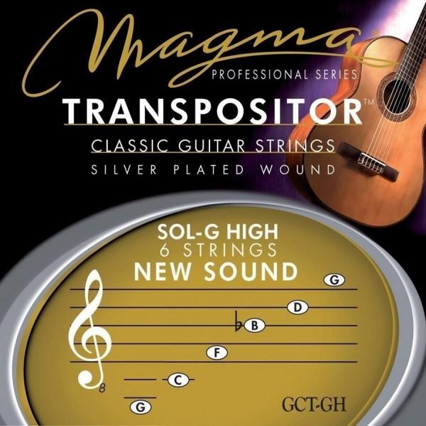 GCT-GH Transp. Sol-G High