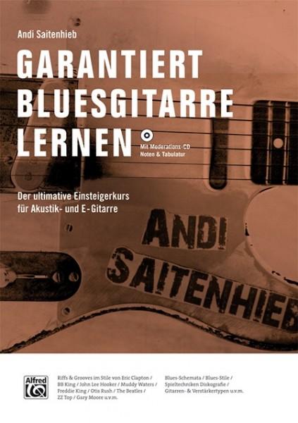 Alfred - 20173G Garantiert Bluesgitarre