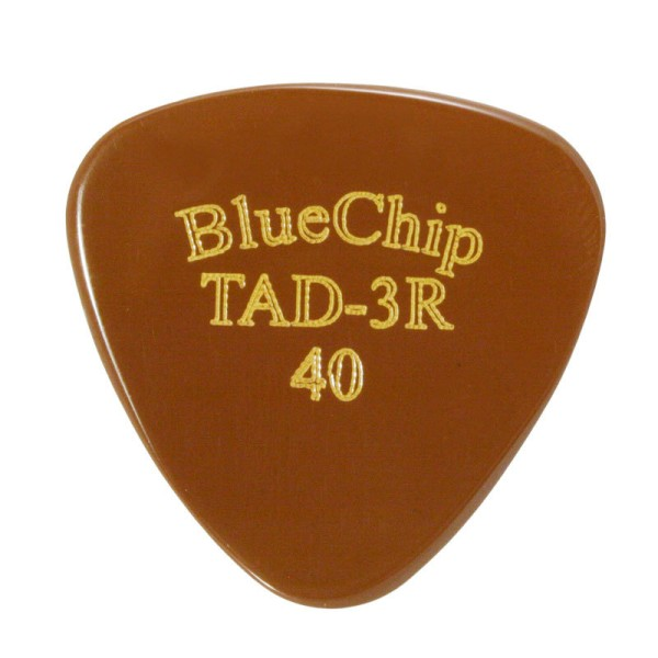 TAD40-3R Triangel Pick rounded