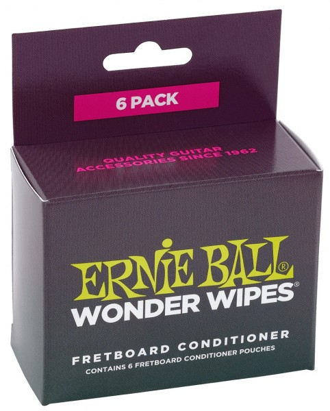 Ernie Ball - EB4276 Wonder Wiped Fretboard