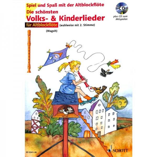 ED924150 Volks Kinderlieder