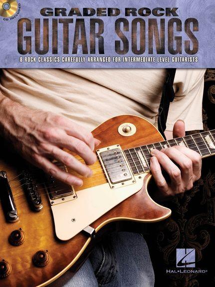 HAL LEONARD - HL00702452 Graded Rock Guitar