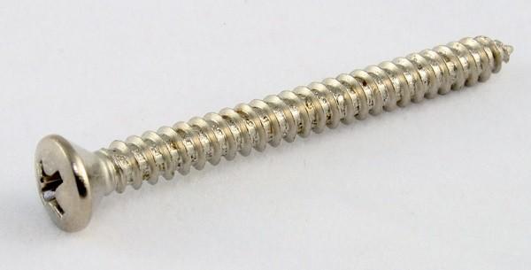 Halsschraube Stainless Steel