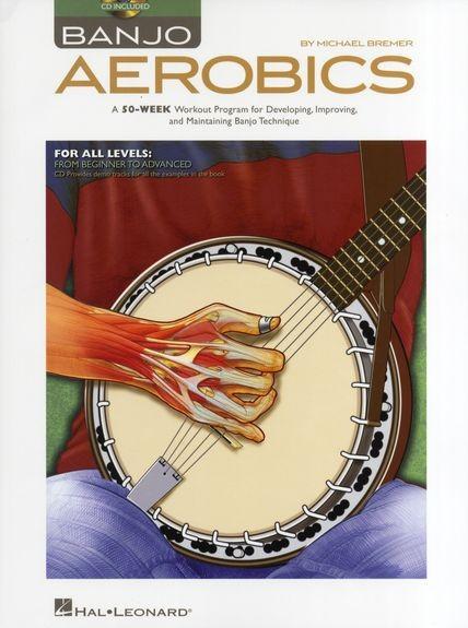 HAL LEONARD - HL00113734 Banjo Aerobics