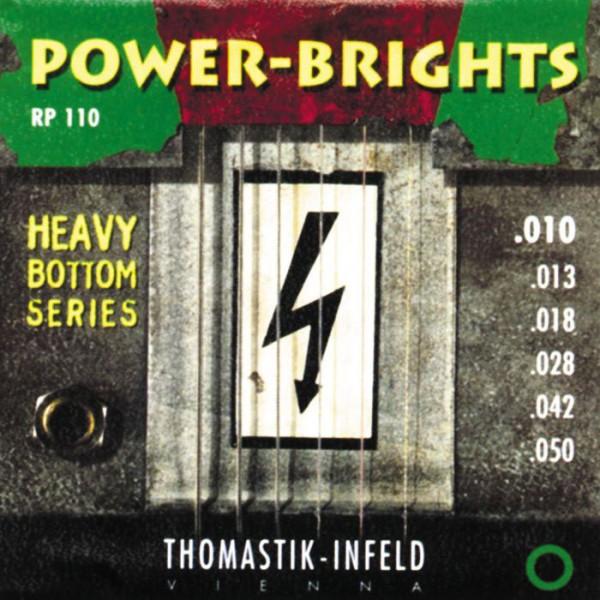 Thomastik - RP110 Power Brights 10-50