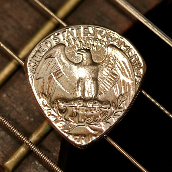 Master Artisan - US Quarter Coin Pick QTR-01