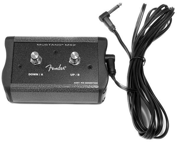 Fender - Footswitch 2 BTN Mustang AMP