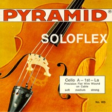 Pyramid - 183100 Soloflex Cello