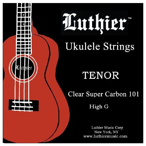 Tenor Ukulele High G Carbon