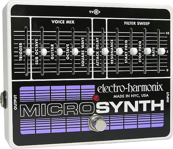 Electro Harmonix - Micro Synthesizer