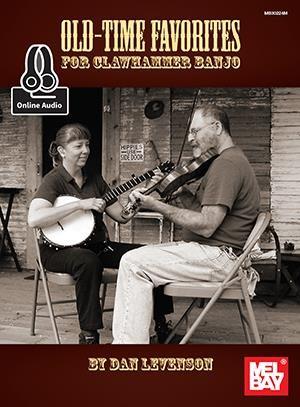 Mel Bay - MB30224M Old Time Fav. Banjo