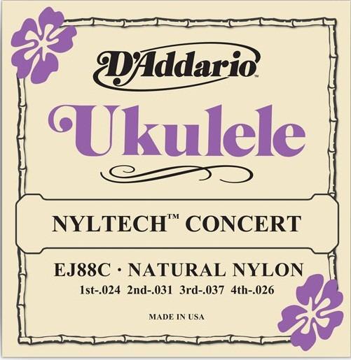 DAddario - EJ88C Nyltech Concert