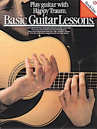 Music Sales - MSAM34901 Basic Guitar Lessons