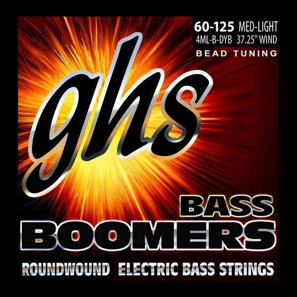 GHS - 4MLBDYB 60-125 BEAD Tuning