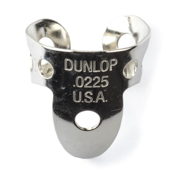 Dunlop - D225 Fingerpick Nickel .0225