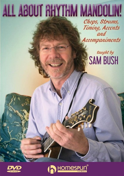 HAL LEONARD - HL00642138 Sam Bush All about