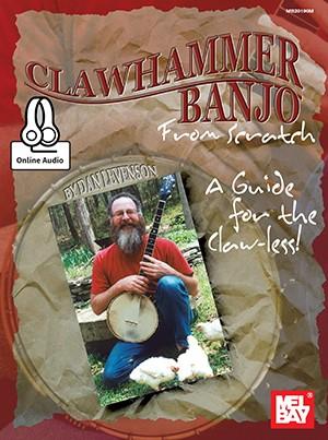 Mel Bay - MB20190M Clawhammer Banjo Scra