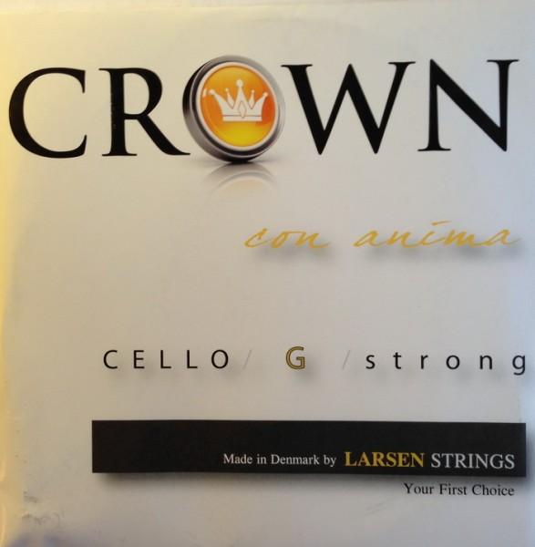 Cello Strong G 4/4 Chromstahl