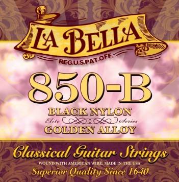 850-B Black Nylon Concert