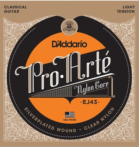DAddario - EJ43 Pro Arte Light Tension