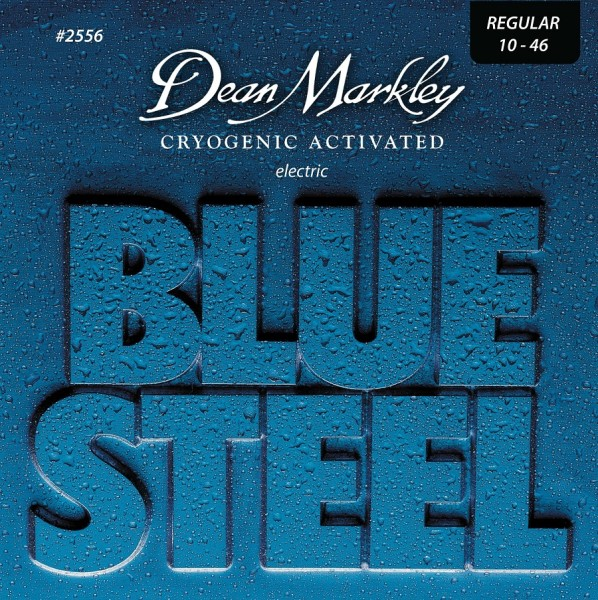 Dean Markley - 2556 REG Electric Blue Steel