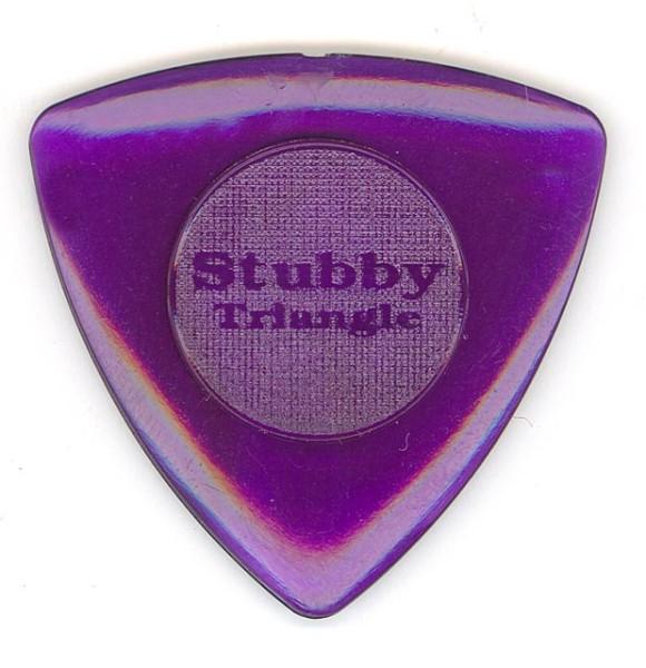 Dunlop - DTS3 Tri Stubby 3 dark purple