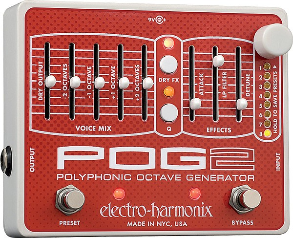 Electro Harmonix - POG II Polyph Octave