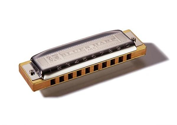 Hohner - M533126X Blues Harp B(H) MS