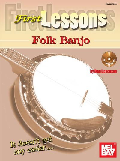 MB22257BCD Folk Banjo Dan