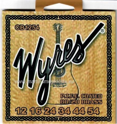 Wyres - CB1254 80/20 Bronze 12-54