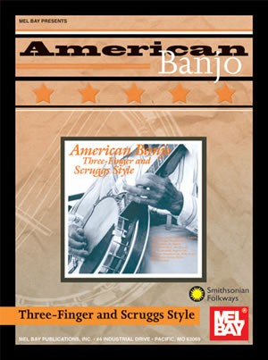 Mel Bay - MB97307 American Banjo 3