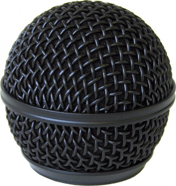 DIV - Mikrofonkorb schwarz