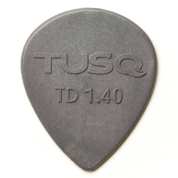 Tusq - Deep Tear Drop Black 1,40mm