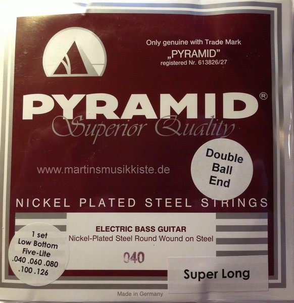 Pyramid - 877100NPS 5S DB ELS 40-126
