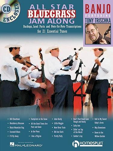 HAL LEONARD - HL00641944 Banjo All Star Blue