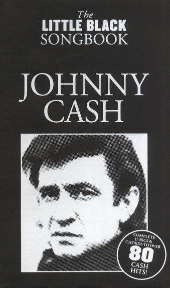 HAL LEONARD - Little Black Songbook J Cash