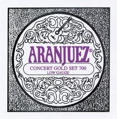 Aranjuez - A700 Concert Gold schwarz