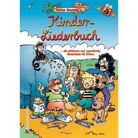 Voggenreiter - V3802403878 Kinder-Liederbuch