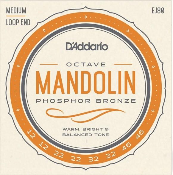 EJ80 Octave Mandolin