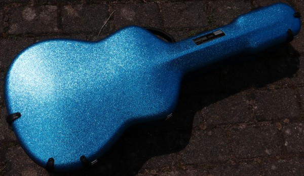 CALTON - Case Dreadnought Glitter blue