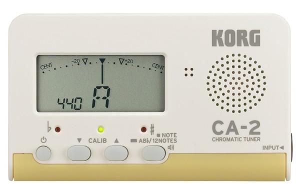 Korg - CA-2 chromatisches Stimmgerät