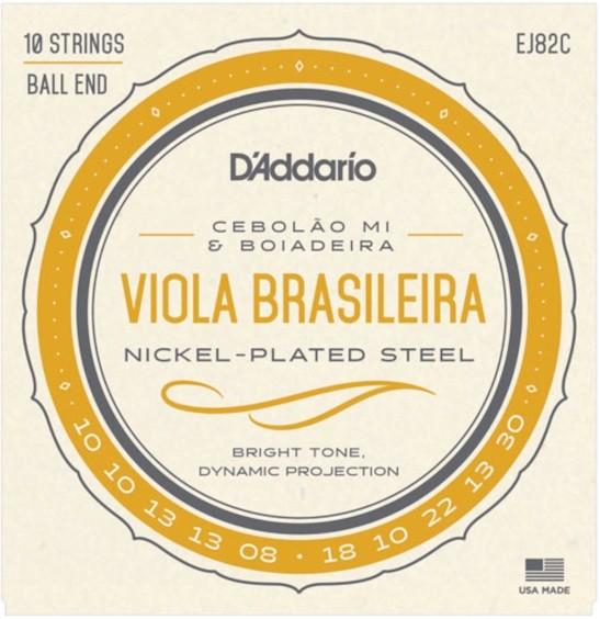 DAddario - EJ82C Viola brasileira cebolao