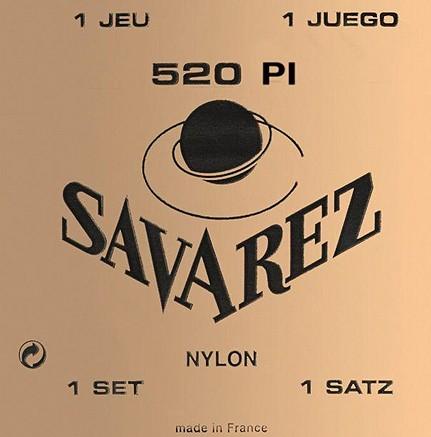 Savarez - 520PI  Concert rot